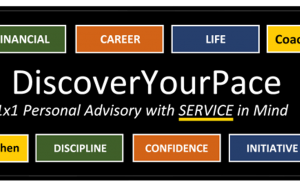 Discover Your Pace - Logo
