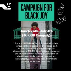 Black Joy Campaign