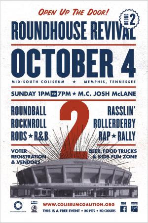 Roundhouse Revival 2 - Open Up the Door!