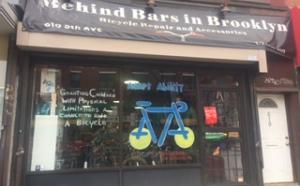 Behind Bars in Brooklyn