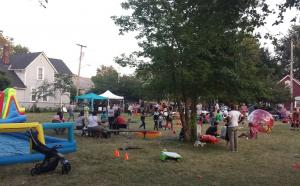 EcoVillage Block Party