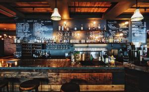 Empty Bar Photo by Patrick Tomasso on Unsplash