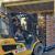 Omar hauling 2,000 pounds of bananas