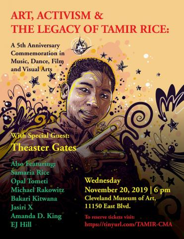 Art, Activism and The Legacy of Tamir Rice